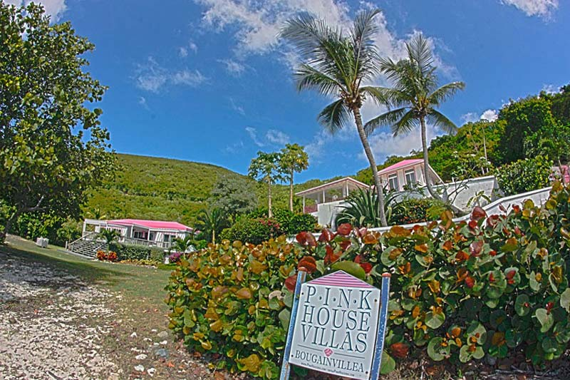 Jost Van Dyke Caribbean Vacation Homes