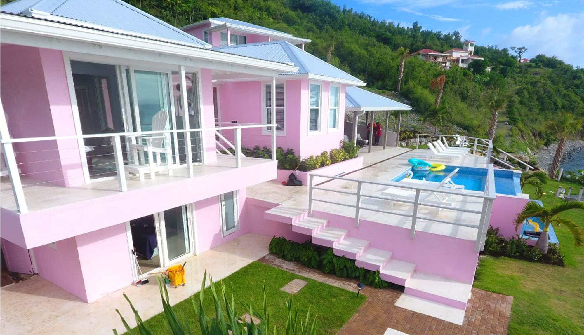Jost Van Caribbean Vacation Homes