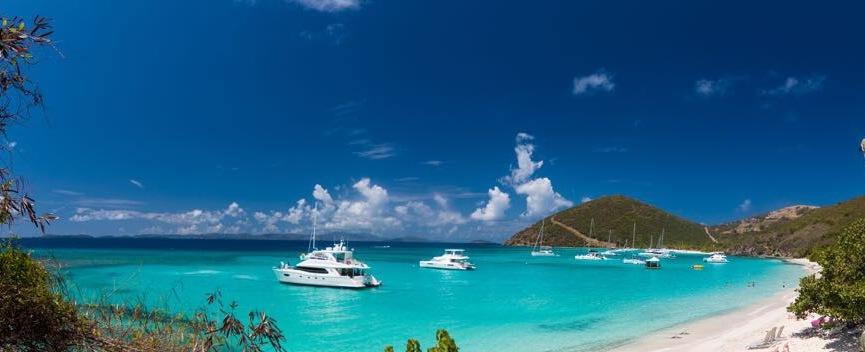 Jost Van Dyke Caribbean Vacation Homes